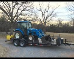 Tractor work / Brush Hog