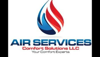 Air Services Comfort Solutions. Furnace, Heat Pump / HVAC Service...