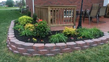 RETAINING WALLS, PAVER STONE PROJECTS, LANDSCAPING!