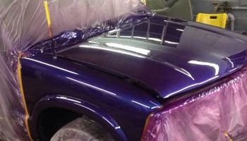 Chris' Auto body repair and paint