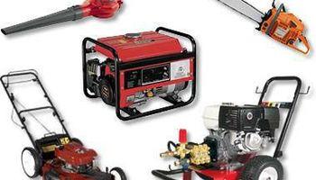 Mower & Trimmer (Small Engine Repair)