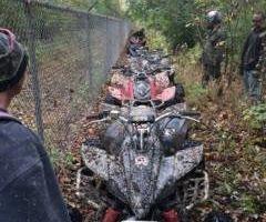 Quad, utility & dirt bike repair