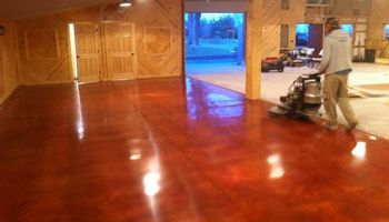 Polished Concrete and concrete resurfacing