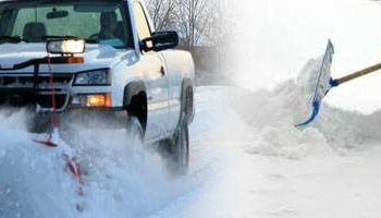 Wayne's Snow Removal - plow or hand