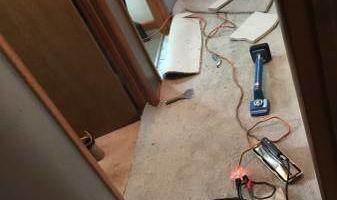 Carpet Detail Repairs/ Restreach