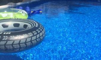 All About Pools. Pool installation/ liner replacement