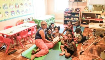 DAYCARE WITH AN EARLY EDUCATIONAL PROGRAM!