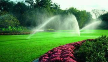 Spring Booking DR Landscape And Sprinklers