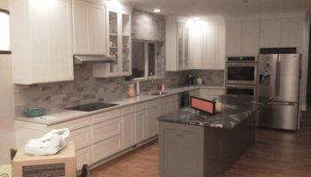 Cabinet Installation and Finish Carpentry by The Overlin Company