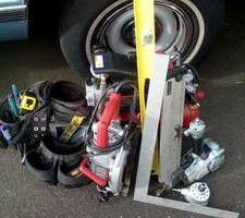 Drywall repairs by a freelance carpenter