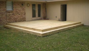Fence, Deck, and Shed Construction