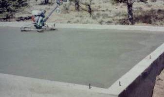 Licensed Contractor Bob - foundations, patios, sidewalks