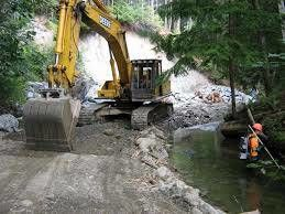 Excavation & land clearing