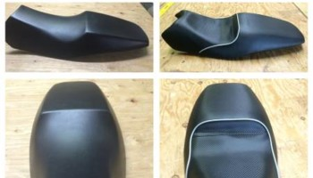 M&M Creative Upholstery. Custom seats and upholstery