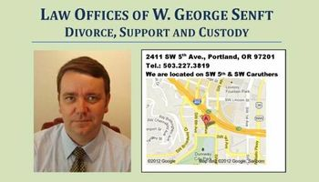 W. GEORGE SENFT - Family Law Attorney