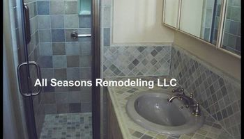 HOME REMODELING - TILE, CABINETS, REPAIR
