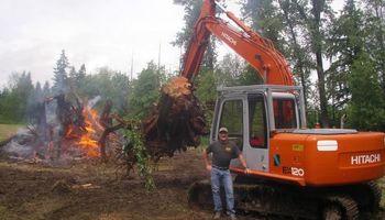 KLM Excavating Inc. Excavating, Demolition, Construction