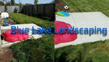 Blue Lake Landscaping