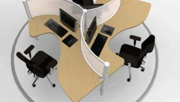 Assemble/ disassemble office furniture and cubicles