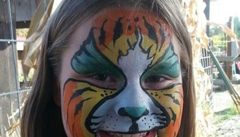 SweetFace. Professional, experienced Face Painter makes ANY party much more fun!