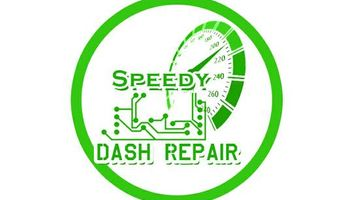 Speedometer repair service - $200. Speedy Dash Repair
