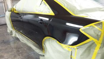 Affordable Auto Body & Paint - starting at $125 per panel!