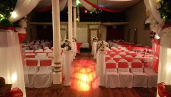 La Hacienda ballroom for events, weddings, parties...