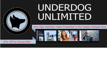 Underdog Unlimited, videography & editing