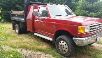 Hauling Services (dump truck)