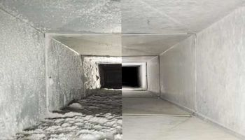 Platinum Restoration Service. AIR DUCT Cleaning. Sanitizer $9.95 per vent!