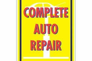 Complete Auto Repair Low Prices