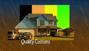 QUALITY CUSTOMS PAINTING - HOMES,/BUSINESSES...