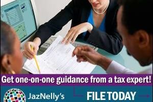 TAX TIME! SAVE MONEY THIS TAX SEASON! Jaznellys Tax Service