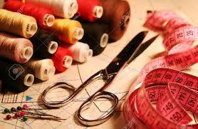 Professional seamstress