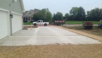 M&A Construction. Concrete Flatwork