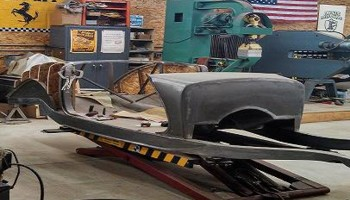Pavletic Metal Shaping. Automotive Restoration, Coach Building and Fabrication