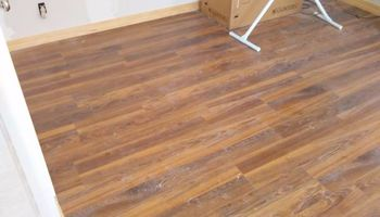 Flooring installation and sales