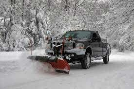 Commercial Snow Removal Contracts