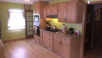 CABINETRY INSTALLATION SERVICES. KITCHENS & MORE