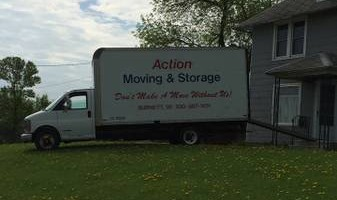 Action Moving & Storage (Fully Insured, Over 20 years Experience)