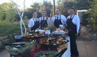 Chef Russ and his team! Wedding and Personal Chef Avail