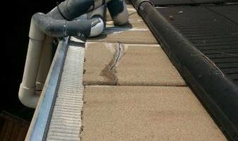 ROOFTO $95.00 GUTTER CLEANING
