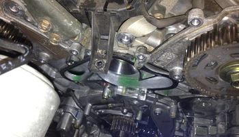 Quality auton repair. Water Pump