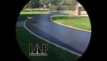 INDUSTRIAL ASPHALT PAVEMENT