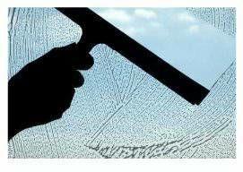 BARAN window cleaning