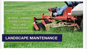 COMMERCIAL LANDSCAPING / LAWN CARE