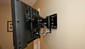 Mount your TV between $50 to $100