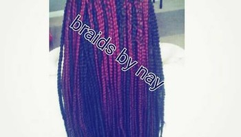 Braids faux locs weaves twist