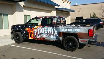 Vehicle Wraps full or partial. Full color design