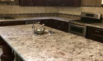 Granite counter tops, Custom cabinets, Kitchen & Bath remolding